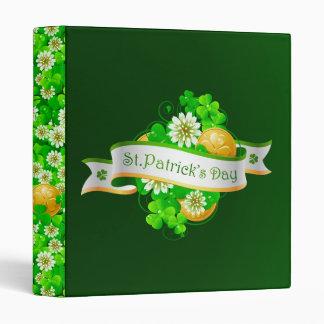 Happy St. Patrick's Day 20 Binder Options