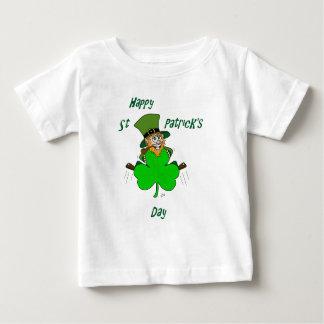 Happy St Patrick's Day Baby T-Shirt