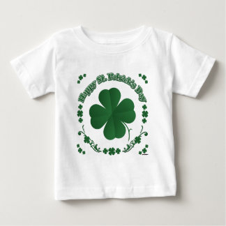 Happy St. Patrick's Day Baby T-Shirt