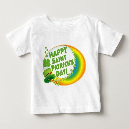 Happy St. Patrick's Day! Baby T-Shirt