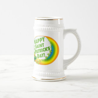 Happy St. Patrick's Day! Beer Stein