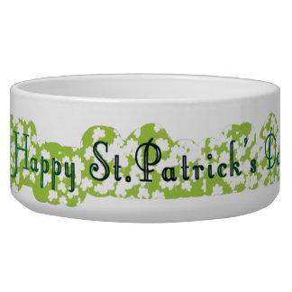 Happy St. Patrick's Day! Bowl
