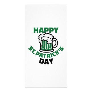 Happy St. Patrick's day Card