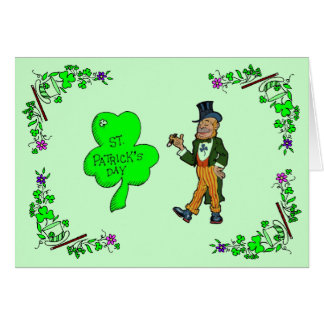 Happy St Patrick's Day Cards