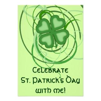 Happy St. Patrick's Day! Announcement