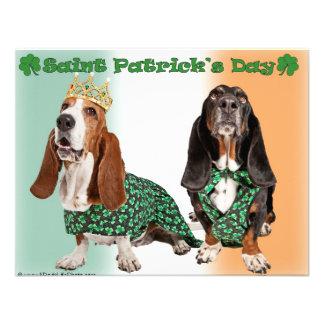Happy St Patrick's Day Personalized Invitation