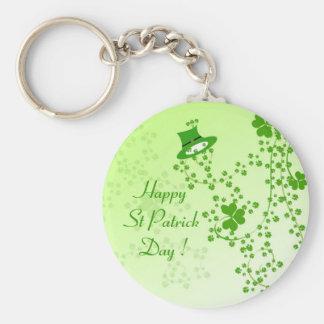 Happy St Patrick's Day ! Keychain
