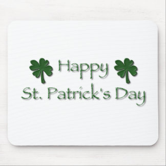 Happy St. Patricks Day Mouse Pad