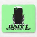 Happy St Patrick's Day Mousepad