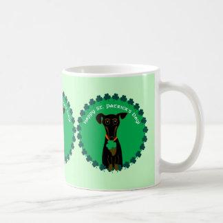 Happy St. Patrick's Day Classic White Coffee Mug