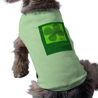 Happy St. Patrick's Day Pet Clothing