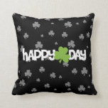 Happy St. Patrick's Day Pillow