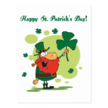 Happy St. Patrick's Day Post Cards