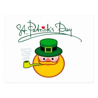 Happy St.Patrick's Day! Postcard