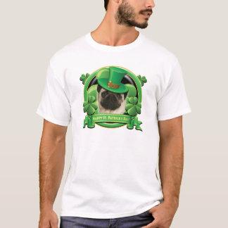 Happy St Patricks Day Pug T-Shirt