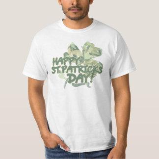 Happy St Patricks Day Tee Shirt