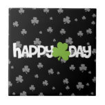 Happy St. Patrick's Day Tiles