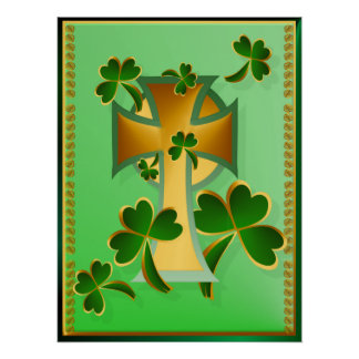 Happy St. Patrick's Day to you! Poster