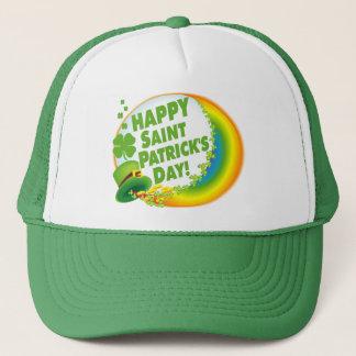 Happy St. Patrick's Day! Trucker Hat