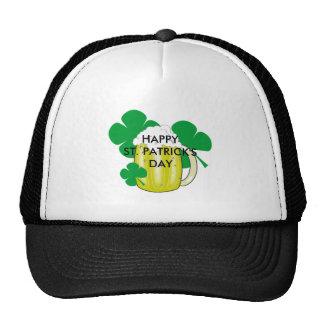 HAPPY ST. PATRICK'S DAY TRUCKER HAT