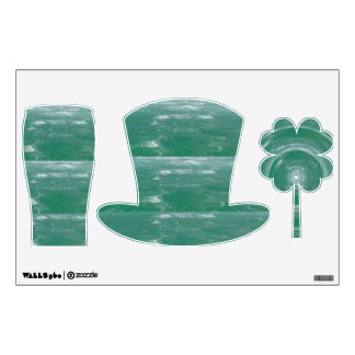 Happy St. Patrick's Day Wall Graphic