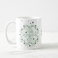 Happy St. Patrick's Day (White) Coffee Mug