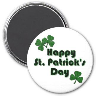 Happy St Patricks Magnet
