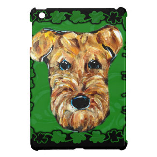 HAPPY ST. PATTY AIREDALE CASE FOR THE iPad MINI