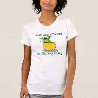 Happy St Patty Day Irish You t-shirt