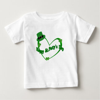 Happy ST Pattys Day Baby T-Shirt