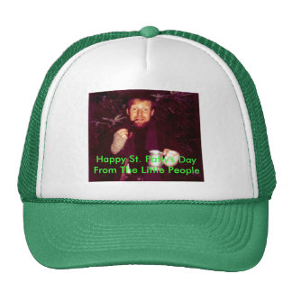 Happy St. Patty's Day From The... Trucker Hat