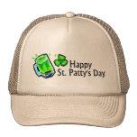 Happy St Pattys Day Trucker Hat
