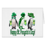 Happy St. Penguin's Day Cards