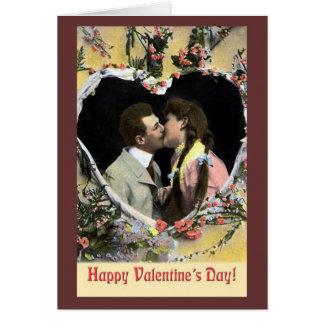 Happy St. Valentine Card