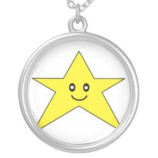 Happy Star Necklace