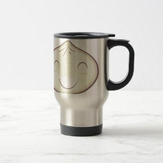 Happy Steam Bun Mugs