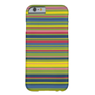 Happy stripes barely there iPhone 6 case