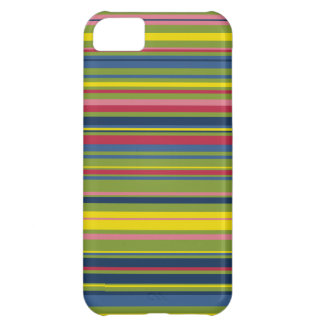 Happy stripes iphone 5 cover