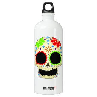 Happy Sugar Skull Art SIGG Traveler 1.0L Water Bottle