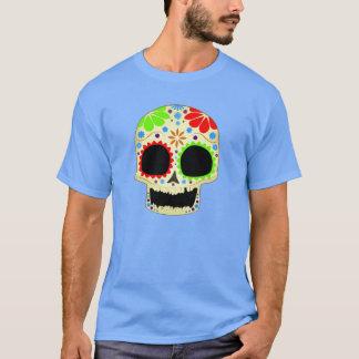 Happy Sugar Skull Art T-Shirt