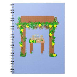 Happy Sukkot Notebook