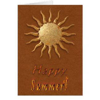 Happy Summer! Card