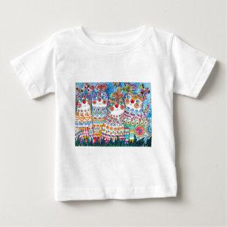 Happy summer cats baby T-Shirt