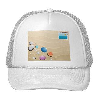 happy summer hat