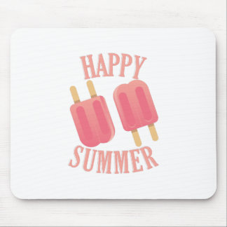 Happy Summer Mouse Pad