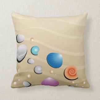 happy summer pillow