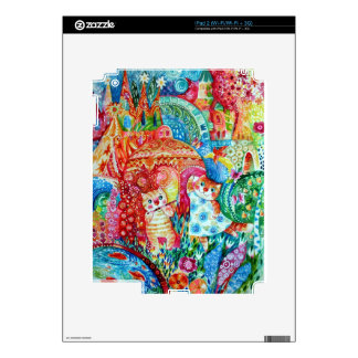 happy summer skins for the iPad 2