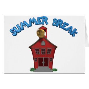 Teacher Summer Vacation Cards