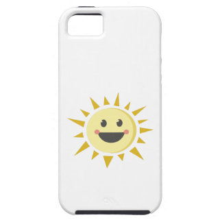 Happy Sun iPhone 5 Case