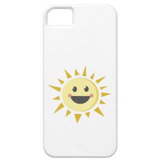 Happy Sun iPhone 5 Cases
